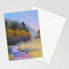 Crossing Shadows Stationery Cards