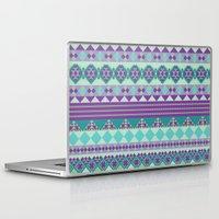 aztec Laptop & iPad Skins featuring Aztec by Arcturus