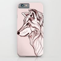 iPhone & iPod Case featuring Wolf by Kathryn Repas