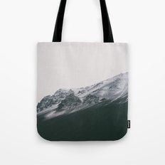 Dark Mountain Tote Bag