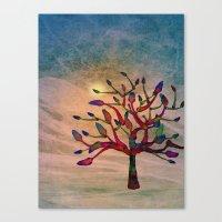 Autumn Splendor 2 Canvas Print