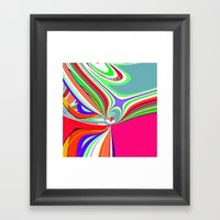 Re-Created  Sour Candy 3… Framed Art Print
