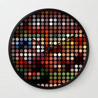 Comic Wall Clock