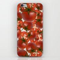 Tomatoes iPhone & iPod Skin