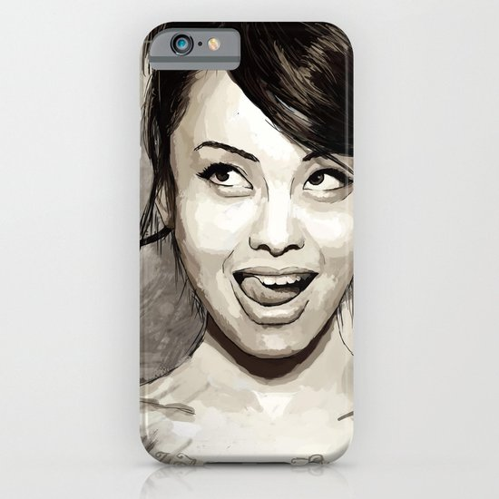 Levy Tran iPhone & iPod Case