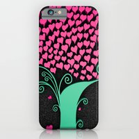 iPhone & iPod Case featuring Tree Of Love  by Msimioni