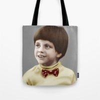 Problem Child Tote Bag