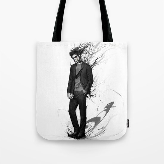 waiting for my valentine Tote Bag