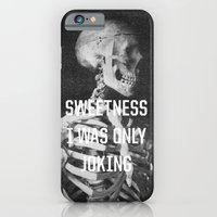 iPhone Cases featuring Sweetness by Anna Dorfman