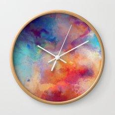 Gossamer  Wall Clock