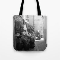 Cassis street Tote Bag