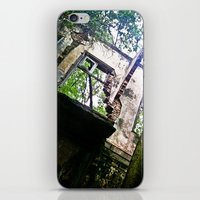 Destruction iPhone & iPod Skin