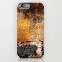 Cement Wall Texture iPhone 6 Slim Case