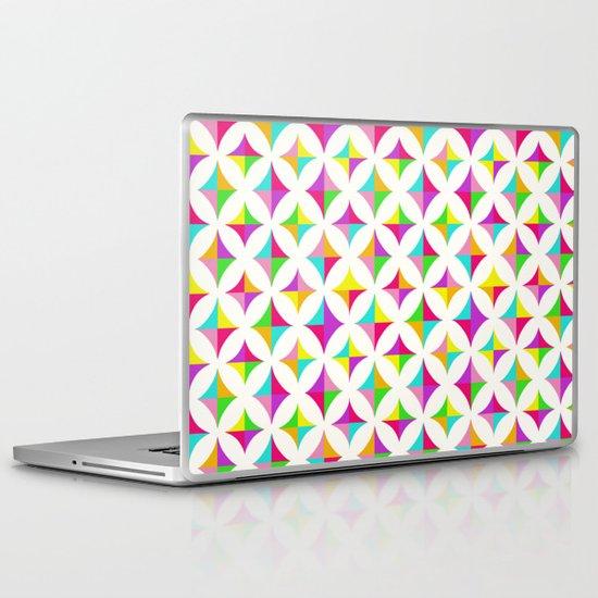 Colour Block 2 Laptop & iPad Skin