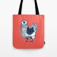 Your Meat Knows… Tote Bag