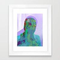 Untitled 20160508x Framed Art Print
