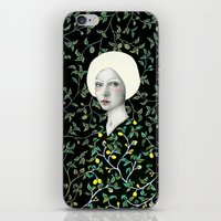 Ethel iPhone & iPod Skin