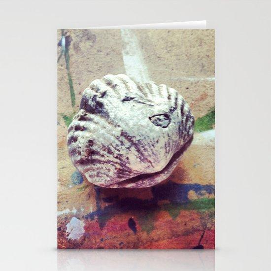 Rock Stationery Card