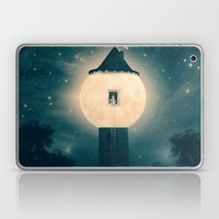 The Moon Tower Laptop & iPad Skin