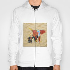Elephants 2  Hoody