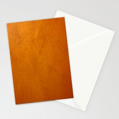 Gold Stucco Stationery Cards