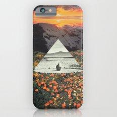 Harmony With Flowers iPhone 6 Slim Case