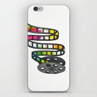 Movie Magic  iPhone & iPod Skin