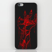 DeathCross iPhone & iPod Skin