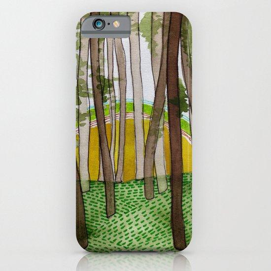 Landscapes / Nr. 5 iPhone & iPod Case
