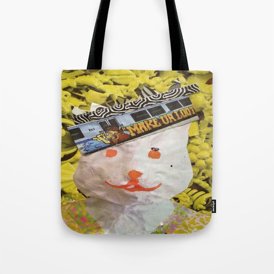 listen up kids Tote Bag