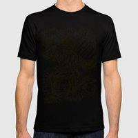 2004-10_B Mens Fitted Tee Black SMALL