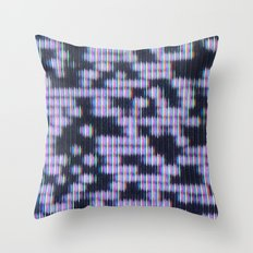 Painted Attenuation 1.1.4 Throw Pillow