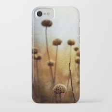 Where the Night Runs Into the Day iPhone 7 Slim Case