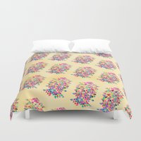 Kick Of Freshness Duvet Cover