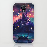 iPhone Cases featuring The Lights by Alice X. Zhang