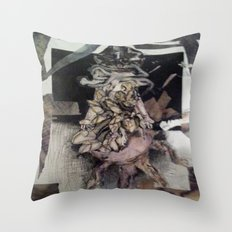 Venis Throw Pillow