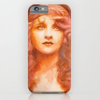 iPhone & iPod Case featuring I wish you were here by Aurora Wienhold