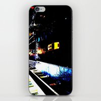 Taxi! iPhone & iPod Skin
