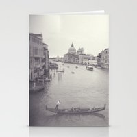 Love in Venezia Stationery Cards
