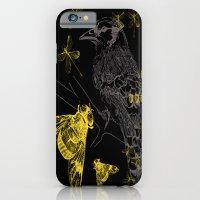 iPhone & iPod Case featuring Bird & Beetles by VitaliGisko