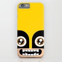 Adorable Wolverine iPhone 6 Slim Case