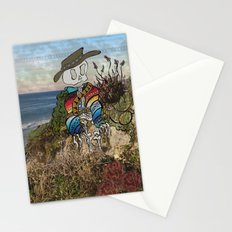 Billy At The Beach Stationery Cards