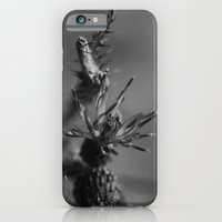 iPhone & iPod Case featuring Flower by aertstoon