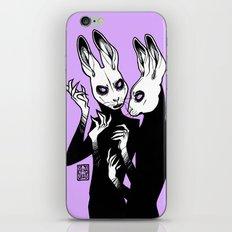 Leporidae iPhone & iPod Skin