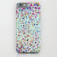 Glistening Sparkle Blur … iPhone 6 Slim Case