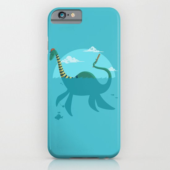 """Loch""""Ness"""" Monster iPhone & iPod Case"""