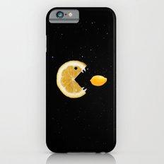 Lemon eats lemon iPhone 6s Slim Case