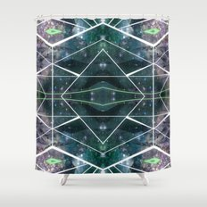 Outsiders Shower Curtain