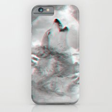 Maybe the Wolf Is In Love with the Moon v.2 (3D Effect) iPhone 6 Slim Case