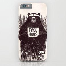 FREE HUGS iPhone 6 Slim Case